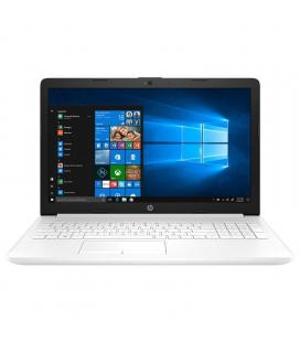 "PORTÁTIL HP 15-DA0208NS - I3-7020U 2.3GHZ - 8GB - 256GB SSD - 15.6""/39.6CM HD - HDMI - BT - NO ODD - W10 - BLANCO NIEVE"