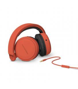 Energy Sistem Auricular Style 1 Talk Chili red