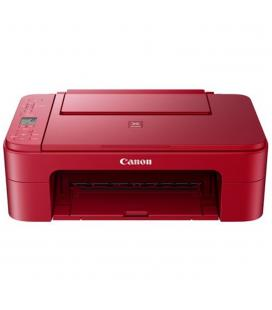 Multifuncion canon ts3352 inyeccion color pixma a4 - 7.7ppm - 4800ppp - usb - wifi - red