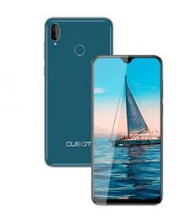Telefono movil smartphone cubot r15 pro verde - 6.26pulgadas - 32gb rom - 3gb ram - 16+2 mpx - 13 mpx - dual sim - huella