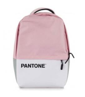 Mochila pantone para portatil 15.6pulgadas + puerto usb rosa