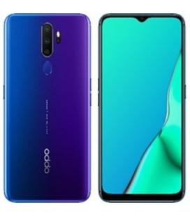 Telefono movil smartphone oppo a9 space purple - 6.5pulgadas - 128gb rom - 4gb ram - 48 + 8 + 2 + 2 mpx - 16 mpx - dual sim - 4