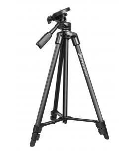 Tripode phoenix para camara de fotos - hasta 120cm - incluye funda de transporte + accesorio para smartphone - Imagen 1