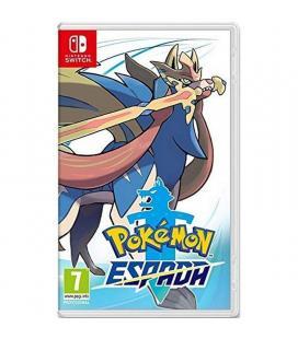 Juego para consola nintendo switch pokemon espada