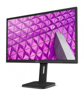 Monitor led multimedia aoc 27p1 - 27'/68.5cm - 1920*1080 - 16:9 - 250cd/m2 - alt. 2*2w - hdmi - vga - dvi - display port -