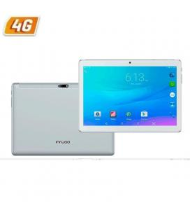 Tablet con 4g innjoo superb plus silver - qc - 3gb ram - 32gb - 10.1'/25.65cm ips - android 8.1 - cámara 8/2mpx - bat 5000 mah