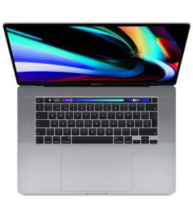 Apple macbook pro 16' 6core i7 2.6ghz/16gb/512gb gris espacial - mvvj2y/a - Imagen 1