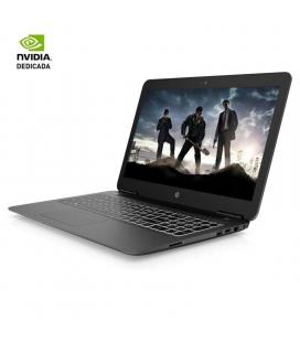 Portátil hp 15-bc451ns - i7-8750h 2.2ghz - 8gb - 512gb ssd pcie nvme - geforce gtx1050 4gb - 15.6'/39.6cm fhd - wifi ac -