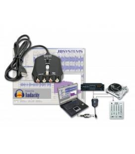 USB-AUDIO CONVERTER JB SYSTEMS