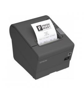 Epson Impresora Tiquets TM-T88V Serie+Usb Negra - Imagen 1