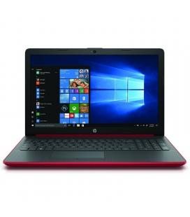 Portátil hp 15-da2001ns - i5-10210u 1.6ghz - 8gb - 1tb - 15.6'/39.6cm hd - hdmi - bt - w10 - rojo escarlata