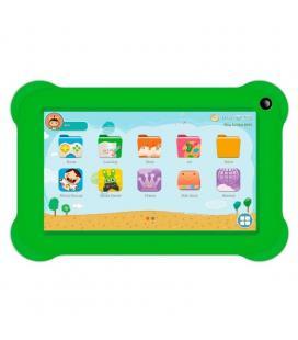 Tablet infantil innjoo k701 verde - qc - 1gb ram - 16gb - 7'/17.78cm - android 8.1 go - cam 0.3/2mpx - bat 2500mah