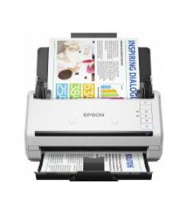 Escaner sobremesa epson workforce ds - 530 a4 - 35ppm - profesional - duplex - usb 3.0 - red opcional - adf 50 hojas power