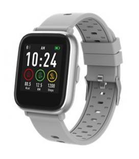 Pulsera reloj deportiva denver sw - 161 gris -  smartwatch -  ips -  1.3pulgadas -   bluetooth