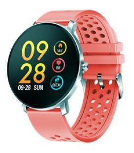 Pulsera reloj deportiva denver sw - 171 rosa - smartwatch - ips - 1.3pulgadas - bluetooth - ip67 - Imagen 1