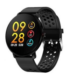 Pulsera reloj deportiva denver sw - 171 negro - smartwatch - ips - 1.3pulgadas - bluetooth - ip67 - Imagen 1