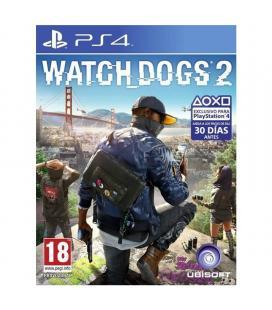 Juego para consola sony ps4 watch dogs 2