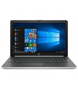 Portátil hp 15s-fq1049ns - i7-1065g7 1.3ghz - 8gb - 256gb ssd - 15.6'/39.6cm hd - hdmi - bt - no odd - w10 - plata natural