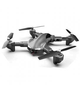 Dron innjoo blackeye - cámara 2mp / 720p hd - 3 velocidades - autonomía 16 minutos - luz led - batería 2000mah