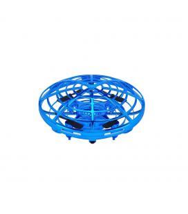 Drone UFO Interactivo Azul