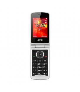 Teléfono móvil senior spc opal negro - pantalla 7.1cm - teclas grandes - agenda 500 nombres - dual sim - fm - bt - microsd -