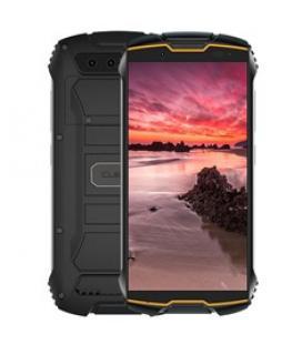 Telefono movil smartphone cubot king kong mini 4pulgadas negro y naranja - 32gb rom - 3gb ram - 13mpx - 8mpx - dual sim -