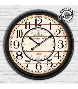 Reloj de Pared Estación London Vintage Coconut - Imagen 1