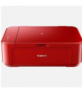 Multifuncion canon mg3650s inyeccion color a4 - 9.9ppm - 5.7ppm color - usb - wifi - duplex impresion - red