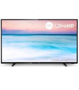 """Tv philips 58"""" led 4k uhd - 58pus6504 - hdr10+ - quad core - smart tv - wifi"""