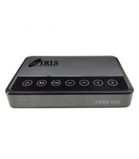 Receptor satelite de sobremesa iris 1900 hd - full hd - h.265 - wifi - usb 2.0 -
