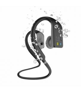 Auriculares deportivos jbl endurance dive black - bt4.2 - gancho adaptable - impermeables ipx7 - reproductor mp3 integrado 1gb