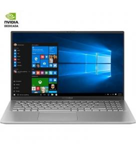 Portátil asus vivobook x712fb-bx308t - i5-8265u 1.6ghz - 8gb - 256gb ssd - geforce mx 110 2gb - 17.3'/43.9cm hd+ - no odd - w10