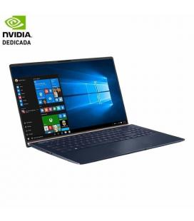 Portátil asus zenbook ux533ftc-a8266t - i7-10510u 1.8ghz - 16gb - 256gb ssd - geforce gtx 1650 max q 4gb - 15.6'/39.6cm fhd -