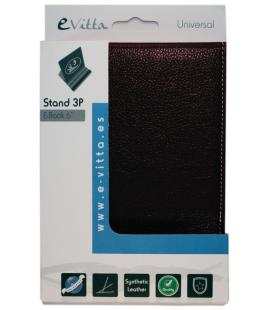 FUNDA EBOOK E-VITTA STAND CASE NEGRO - Imagen 1