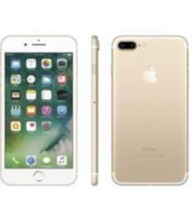 Telefono movil smartphone reware apple iphone 7 plus 256gb gold - 5.5pulgadas - reacondicionado - refurbish - grado a+