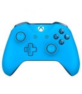 Accesorio microsoft xbox - mando inalambrico azul - Imagen 1