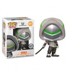 Funko pop overwatch 2 genji