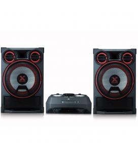 Microcadena lg ck99 5000w bluetooth usb karaoke - Imagen 1