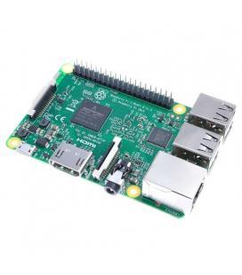 Raspberry pi 3 b - qc 1..2ghz - 1gb ram - videocore iv 3d - bt 4.1 - 4*usb 2.0 - hdmi - wifi - ethernet - microsd