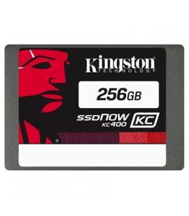 Kingston SKC400S37/256G SSDNow KC400 256GB SATA3 - Imagen 1