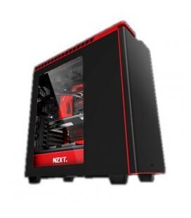 NZXT Caja SemiTorre H440 Black/Red Window