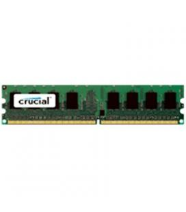 Crucial CT25664AA800 2GB DDR2 800MHz PC2-6400 CL6