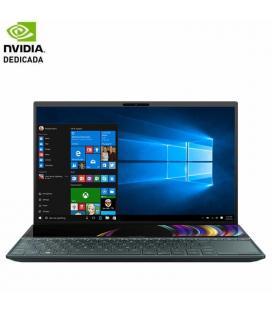 """ASUS ZENBOOK PRO DUO UX581GV-H2037R - I9-9980HK 2.4GHZ - 32GB - 1TB SSD - RTX2060 6GB - 15.6"""" 4K - NO ODD - W10 PRO"""
