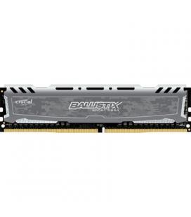 Crucial Ballistix Sport LT 8GB DDR4 2400MHz Gris