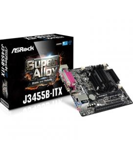 Asrock Placa Base J3455B-ITX miniITX CPU Integrada - Imagen 1