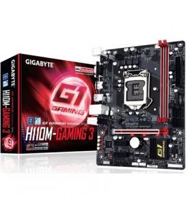 Gigabyte Placa Base H110M-Gaming 3 mATX LGA1151 - Imagen 1
