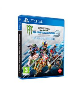 JUEGO SONY PS4 MONSTER ENERGY SUPERCROSS - TOV 3