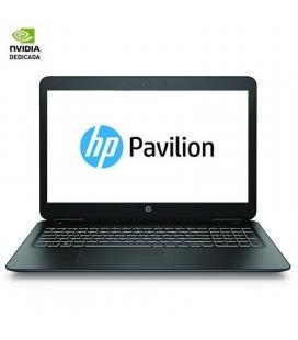 Portátil hp reacondicionado pavilion 15-bc506ns - freedos - i7-9750h 2.6ghz - 16gb - 1tb+128gb ssd - gtx 1650 4gb -