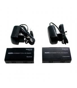 approx APPC14V2 Adaptador HDMI Extender Rj45 - Imagen 2
