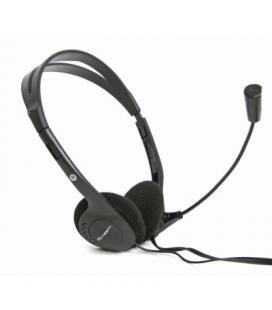 Omega Fiesta Auricular+Micro FIS1010 Negro - Imagen 1
